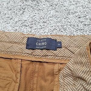 J. Crew Shorts - J.Crew Chino Tan Shorts